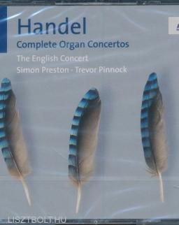 Georg Friedrich Händel: Complete Organ Concertos - 3 CD