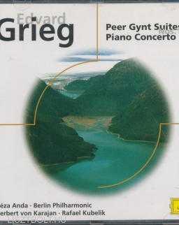 Edvard Grieg: Peer Gynt Suites / Piano Concerto