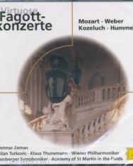 Virtuose Fagottkonzerte