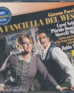 Giacomo Puccini: La Fanciulla del West - 2 CD