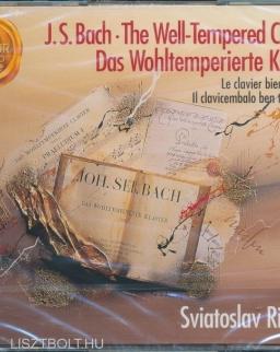 Johann Sebastian Bach: Das Wohltemperierte Klavier I-II.