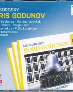 Modest Mussorgsky: Boris Godunov - 3 CD
