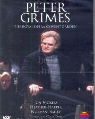 Benjamin Britten: Peter Grimes DVD