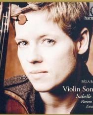 Bartók Béla: Sonata for solo violin, Sonatas for violin and piano, Rhapsodies for violin and piano