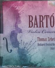 Bartók Béla: Concerto for Violin 1,2