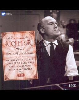 Richter The Master Pianist - 14 CD