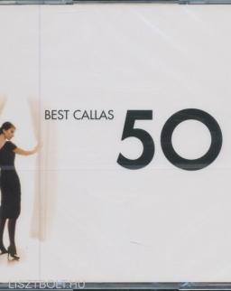 Maria Callas 50 Best - 3 CD