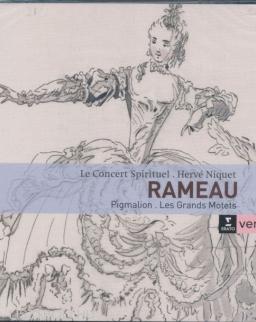Jean-Philippe Rameau: Pigmalion, Les Grands Motets - 2 CD