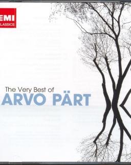 Arvo Pärt: Very best of - 2 CD
