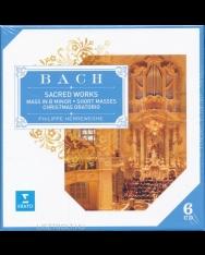 Johann Sebastian Bach: Sacred Works - 6 CD