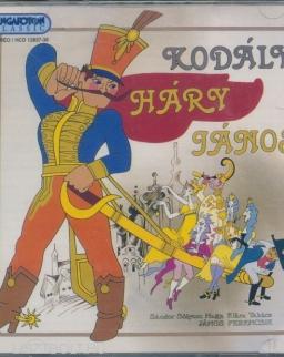 Kodály Zoltán: Háry János - 2 CD