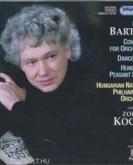 Bartók Béla: Concerto, Tánc-szvit, Magyar parasztdalok - SACD