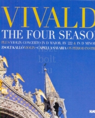 Antonio Vivaldi: Le Quattro Stagioni; Violin Concerto RV 222,237