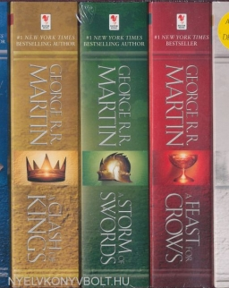 George R. R. Martin: A Song of Ice and Fire (5 Volumes)