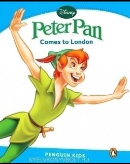Peter Pan - Comes to London - Penguin Kids Disney Reader Level 1