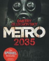 Dmitry Glukhovsky: Metro 2035