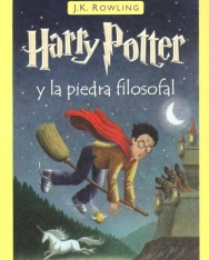 J. K. Rowling: Harry Potter y la piedra filosofal - (Harry Potter 1 spanyol nyelven) Audio Book CD