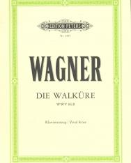 Richard Wagner: Die Walküre - zongorakivonat (német)