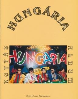 Hungária kottás album