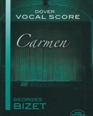 Georges Bizet: Carmen - zongorakivonat (francia, angol)