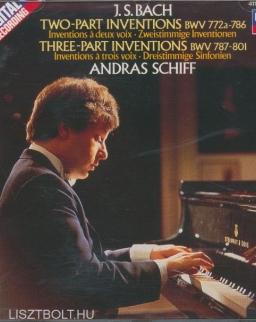 Johann Sebastian Bach: Inventions