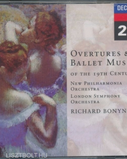 Overtures & Ballet Music of the 19th Century - 2 CD