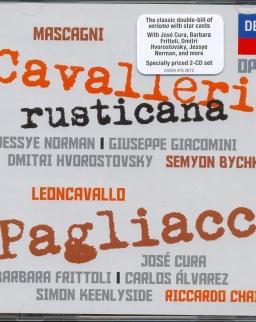 Mascagni: Cavalleria rusticana / Leoncavallo: Pagliacci - 2 CD