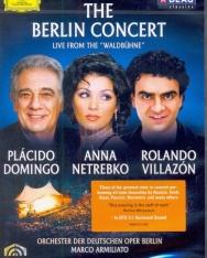 The Berlin Concert - Domingo, Netrebko, Villazón DVD