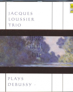 Jacques Loussier Trio plays Debussy