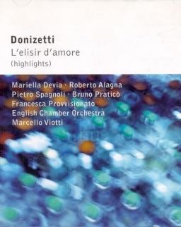 Gaetano Donizetti: L'elisir d'amore - részletek