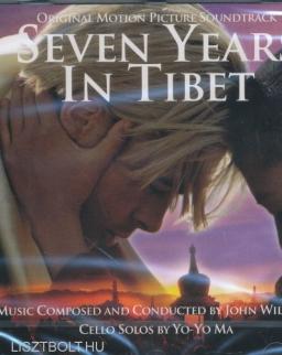Seven Years in Tibet (Hét év Tibetben) - filmzene