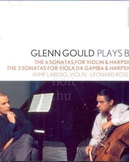 Johann Sebastian Bach: 6 Sonatas for Violin and Piano, 3 Sonatas for Viola da gamba and Piano - 2 CD