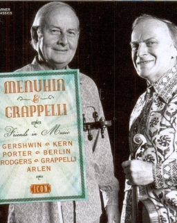 Yehudi Menuhin & Stéphane Grappelli Collection - 4 CD