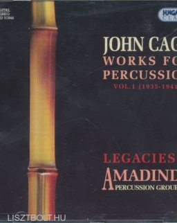 John Cage: Works for Percussion Vol. 1.