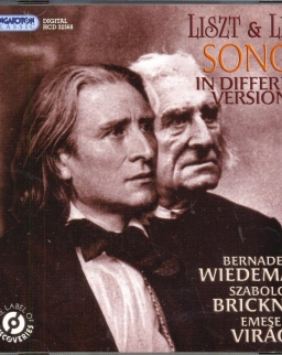 Liszt Ferenc: Songs in different versions