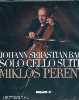 Johann Sebstian Bach: Solo Cello Suites - 2 CD