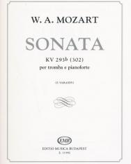 Wolfgang Amadeus Mozart: Sonata trombitára, zongorakísérettel