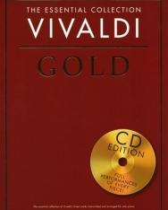 Antonio Vivaldi: Gold Essential Collection + CD