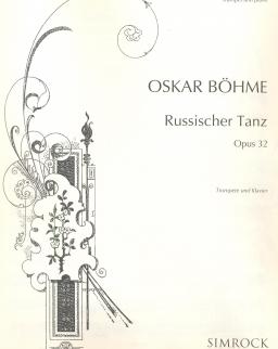 Böhme: Orosz tánc trombitára, zongorakísérettel