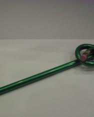 Ceruza - violinkulcs alakú, zöld