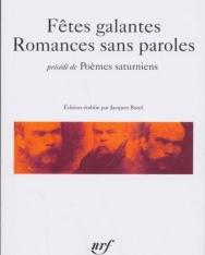 Paul Verlaine: Fetes galantes - Romances sans paroles