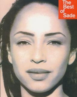 Sade: Best of - ének-zongora-gitár