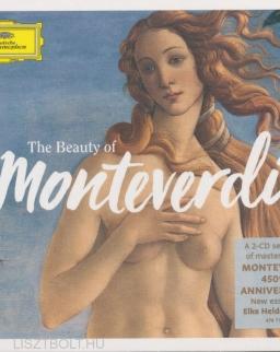 Claudio Monteverdi: The Beauty of Monteverdi - 2 CD