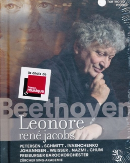 Ludwig van Beethoven: Leonore - 2 CD + könyv