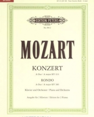 Wolfgang Amadeus Mozart: Concerto for Piano K. 414 (2 zongora)
