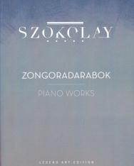 Szokolay Sándor: Zongoradarabok