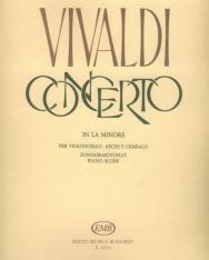 Antonio Vivaldi: Concerto for Cello (a-moll)