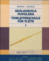 Bántai-Kovács: Skálaiskola fuvolára 1.