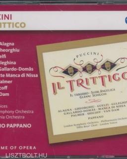 Giacomo Puccini: Il Trittico - 3 CD