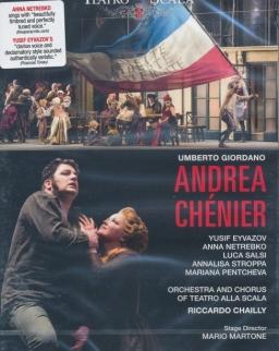 Umberto Giordano: Andrea Chénier - DVD